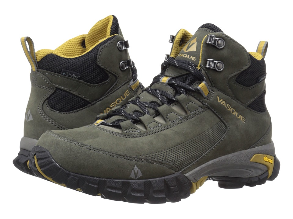 Vasque - Talus Trek UltraDry (Magnet/Dried Tobacco) Men