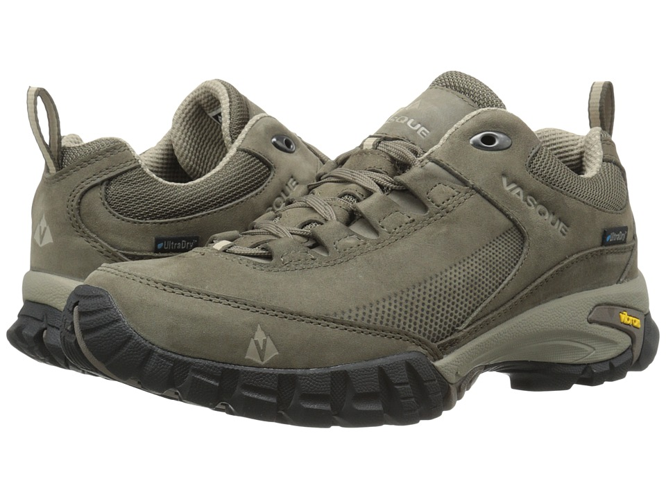 Vasque - Talus Trek Low UltraDry (Olive/Aluminum) Men