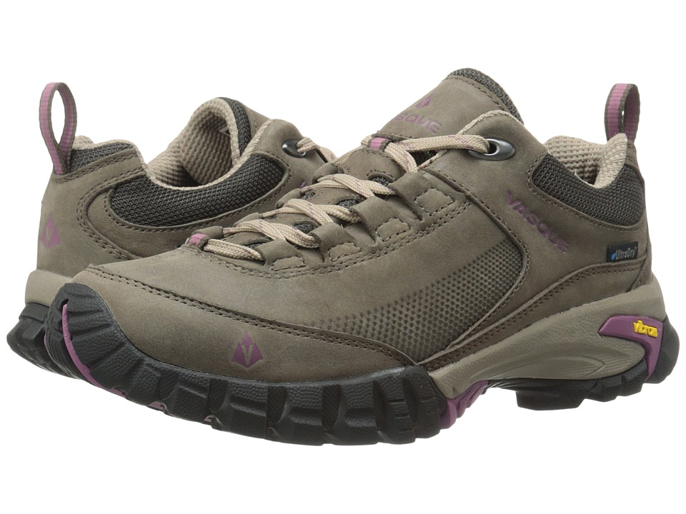 Vasque - Talus Trek Low UltraDry (Black Olive/Damson) Women