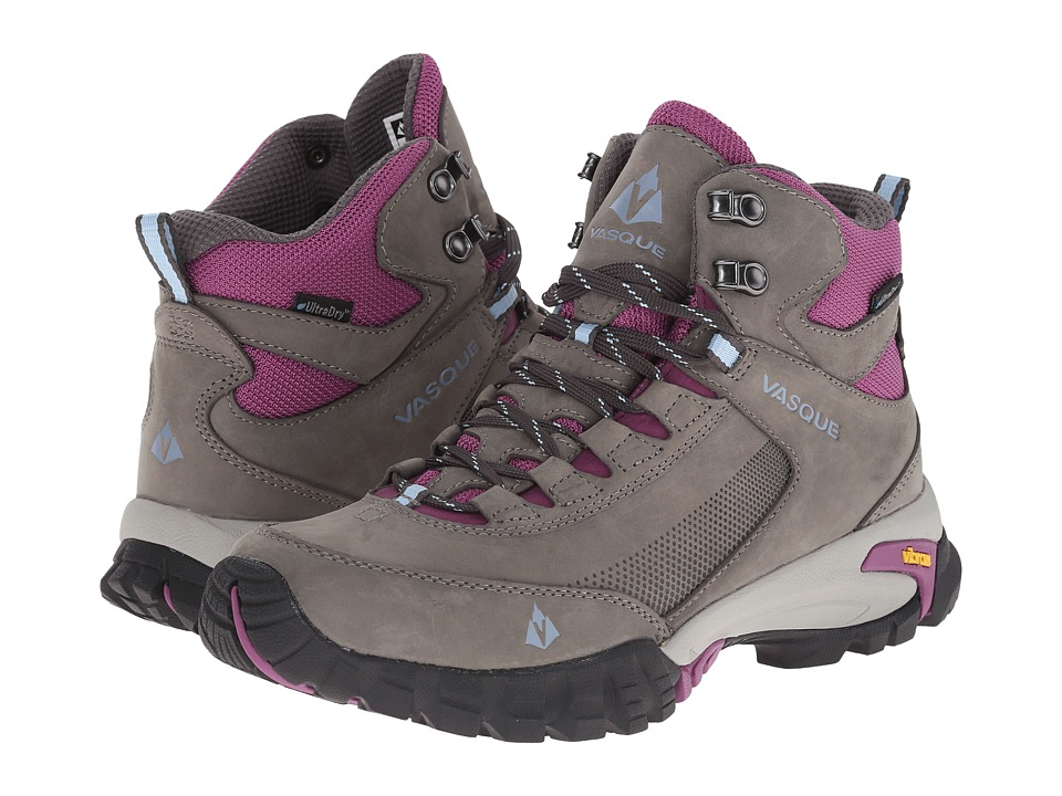 Vasque - Talus Trek UltraDry (Gargoyle/Damson) Women