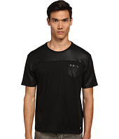 Versace Collection - Interlocking Rings Pocket Shirt
