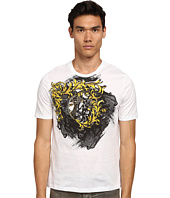 Versace Collection - Baroque Graffiti T-Shirt