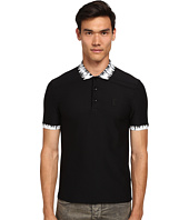 Versace Collection - Dripping Collar Polo