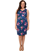 Poppy & Bloom - Plus Size On the Boardwalk Dress