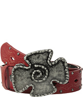 Aventura Clothing - Studded w/ Iron Cross Belt