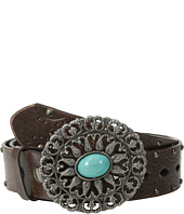 Aventura Clothing - Studded w/ Oval Turquoise Belt