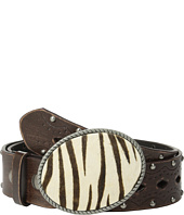 Aventura Clothing - Studded w/ Zebra Belt