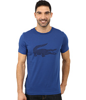 Lacoste - Sport Short Sleeved Printed Croc Graphic Tee Shirt