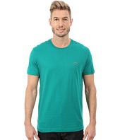 Lacoste - Short Sleeve Crew Neck Pima Jersey Tee Shirt