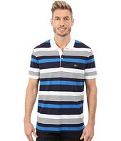 Lacoste - Resort Short Sleeve Pique Stripe Polo