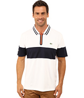 Lacoste - Sport Short Sleeve Ultra Dry Chest Stripe Polo