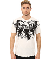 Affliction - Crows Short Sleeve Crew Tee