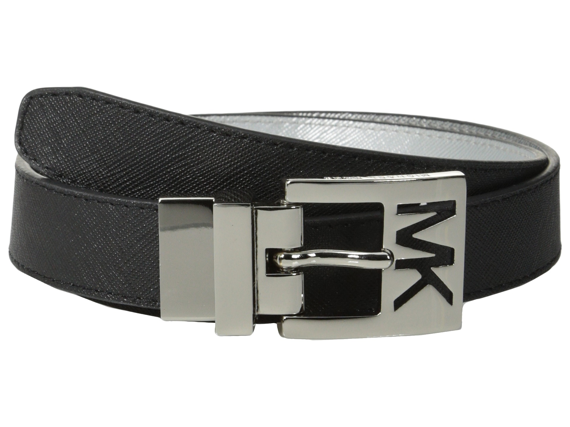 Michael Kors reversible belts have two different colors, one on each side, making them a versatile addition to your ever-changing wardrobe. You can search the vast inventory on eBay to find luxurious, fashionable Michael Kors belts. After all, the right belt can really tie your entire look together.