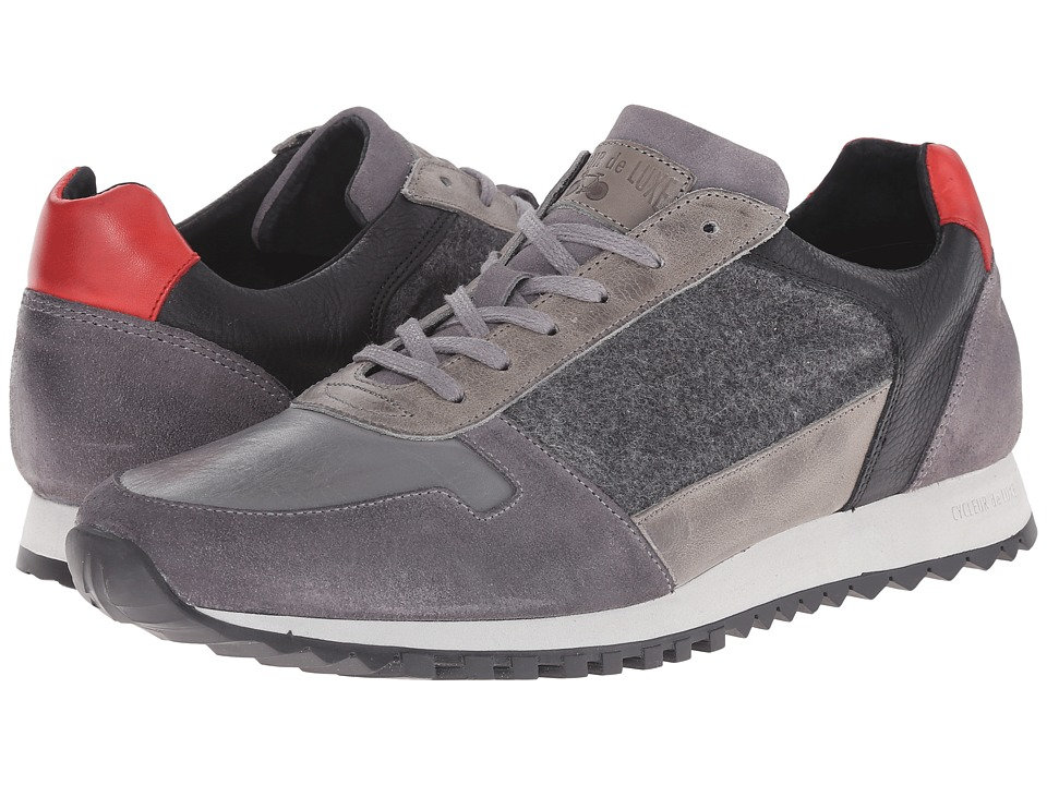 Cycleur de Luxe Dallas Ice Grey/Slate/Black/Yellow Mens Shoes