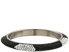 Gypsy SOULE Bling Mix Stack Bangle Wide (Black)