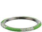 Gypsy SOULE Bling Mix Stack Bangle Narrow (Lime)