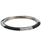 Gypsy SOULE Bling Mix Stack Bangle Narrow (Black)