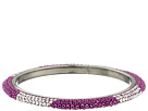 Gypsy SOULE Bling Mix Stack Bangle Narrow (Purple)