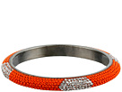 Gypsy SOULE Bling Mix Stack Bangle Wide (Orange)