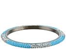 Gypsy SOULE Bling Mix Stack Bangle Narrow (Turquoise)
