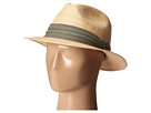 Tommy Bahama Tommy Bahama Matte Raffia Safari with 3 Pleat Cotton Band