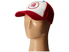 Gypsy SOULE He Who Is Brave Is Free Ball Cap (Red/White)
