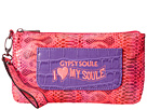Gypsy SOULE Love My Soule Clutch (Hot Pink)