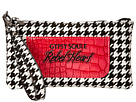 Gypsy SOULE Rebel Heart Clutch (Black)