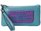 Gypsy SOULE Rock My Soule Clutch (Turquoise)
