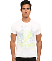 Versace Jeans - Mirrored Greco Tiger Print T-Shirt