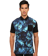 Versace Jeans - Baroque Trees Print Polo