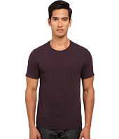 Vince - Short Sleeve Pima Cotton Crew Neck Tee