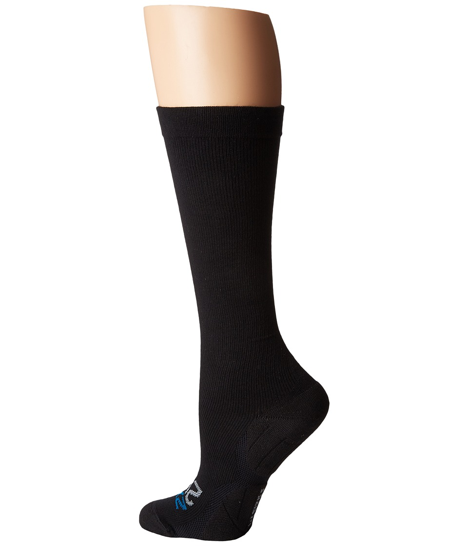 Image of 2XU - 24/7 Compression Socks (Black/Black) Women's Knee High Socks Shoes