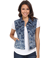 Liverpool - Printed Denim Vest