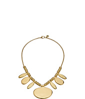 Sam Edelman - Large Oval Frontal Necklace 16