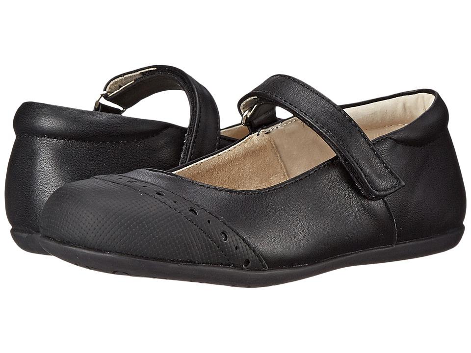 See Kai Run Kids Meredith Toddler/Little Kid Black Girls Shoes
