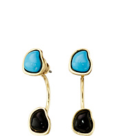 Sam Edelman - Two Stone Floater Earrings