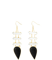 Sam Edelman - Tear Ladder Drop Earrings