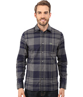 Lacoste - Long Sleeve Bold Check Flannel Shirt