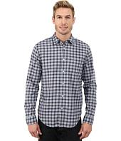 Lacoste - Long Sleeve Poplin Check Woven Shirt