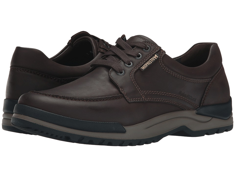 Mephisto - Charles (Dark Brown Grizzly) Mens  Shoes
