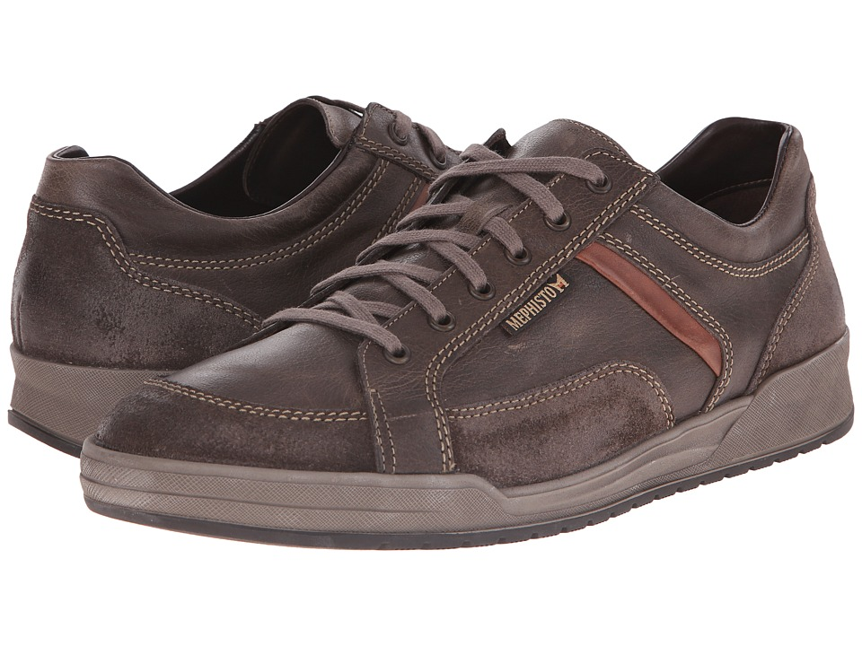 Mephisto - Rodrigo (Dark Taupe Brooklyn/Orsay/Chestnut) Men
