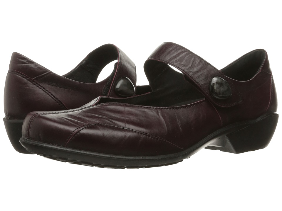 Romika of Germany Citylight 87 (Burgundy Tropic) Women's ...