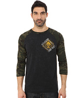 Affliction - Lone Wolf 3/4 Sleeve Raglan