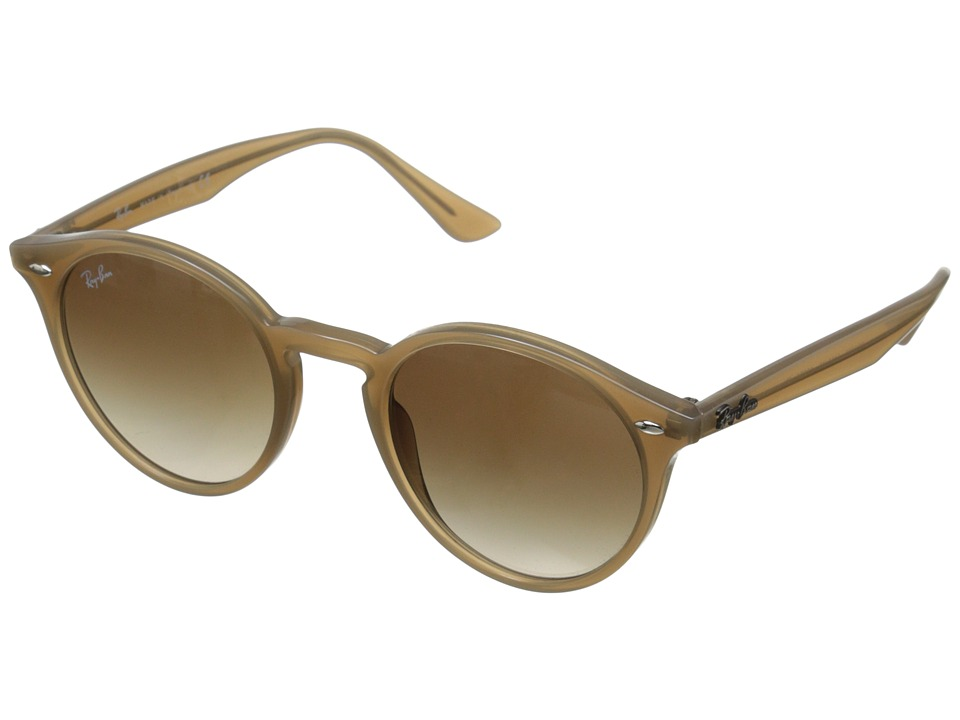 Ray-Ban RB2180 49mm (Dove Gray/Brown Gradient) Fashion Sunglasses
