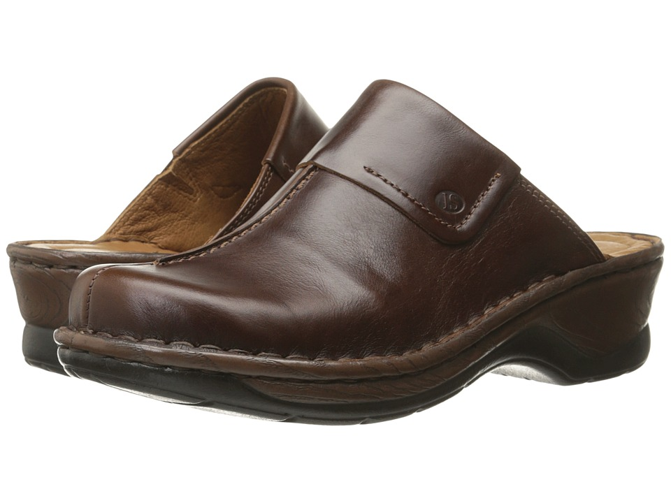 Josef Seibel Carole (Marone Roma) Women's Clog Shoes