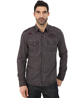 Affliction - Garage Built Motors Slim Fit Long Sleeve Shirt
