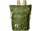 Poler Rolltop Backpack (Green Camo)