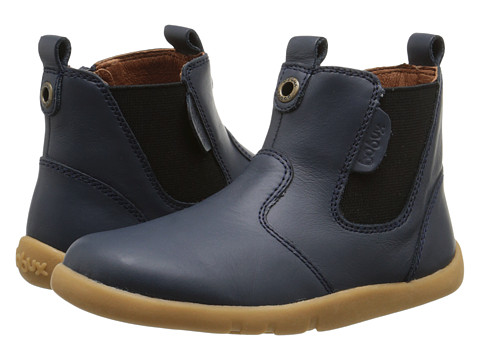 Bobux Kids I-Walk Outback Boot (Toddler/Little Kid) - Navy