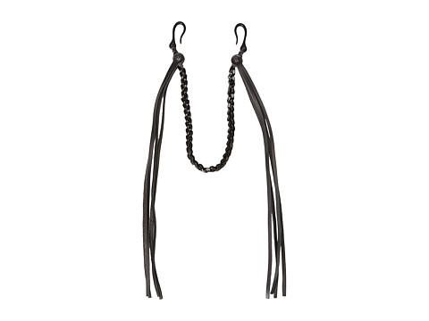 DSQUARED2 Black Metal Wallet Chain